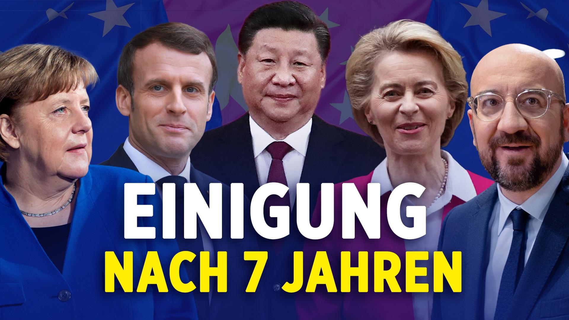 NTD: EU und China vereinbaren Investitions-Abkommen | Technologie-Gewinner und -Verlierer im Jahr 2020