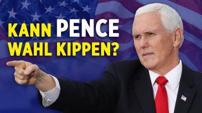 NTD: Erster Senator wird Wahl am 6. Januar anfechten | Analyse: die Befugnisse von Mike Pence