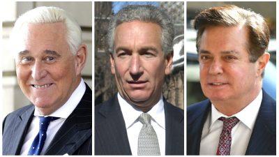 Trump begnadigt weitere 26 Menschen – auch Roger Stone, Charles Kushner und Paul Manafort