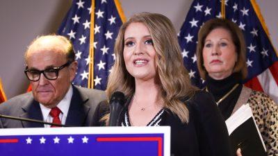 Exklusiv – Trump-Anwältin Jenna Ellis: Das Volk hat das letzte Wort