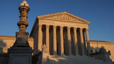 Oberster US-Gerichtshof verweigert Pennsylvania eine Blockade der Wahlergebnisse