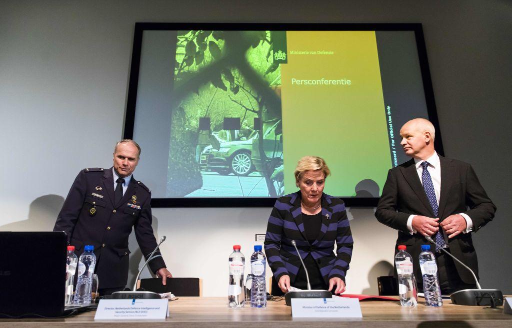 Niederlande weisen russische Diplomaten wegen Spionageverdachts aus