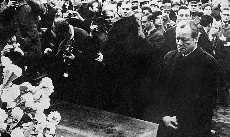 50 Jahre Kniefall in Warschau – Maas: Willy Brandt legte Fundamente für heutiges Europa