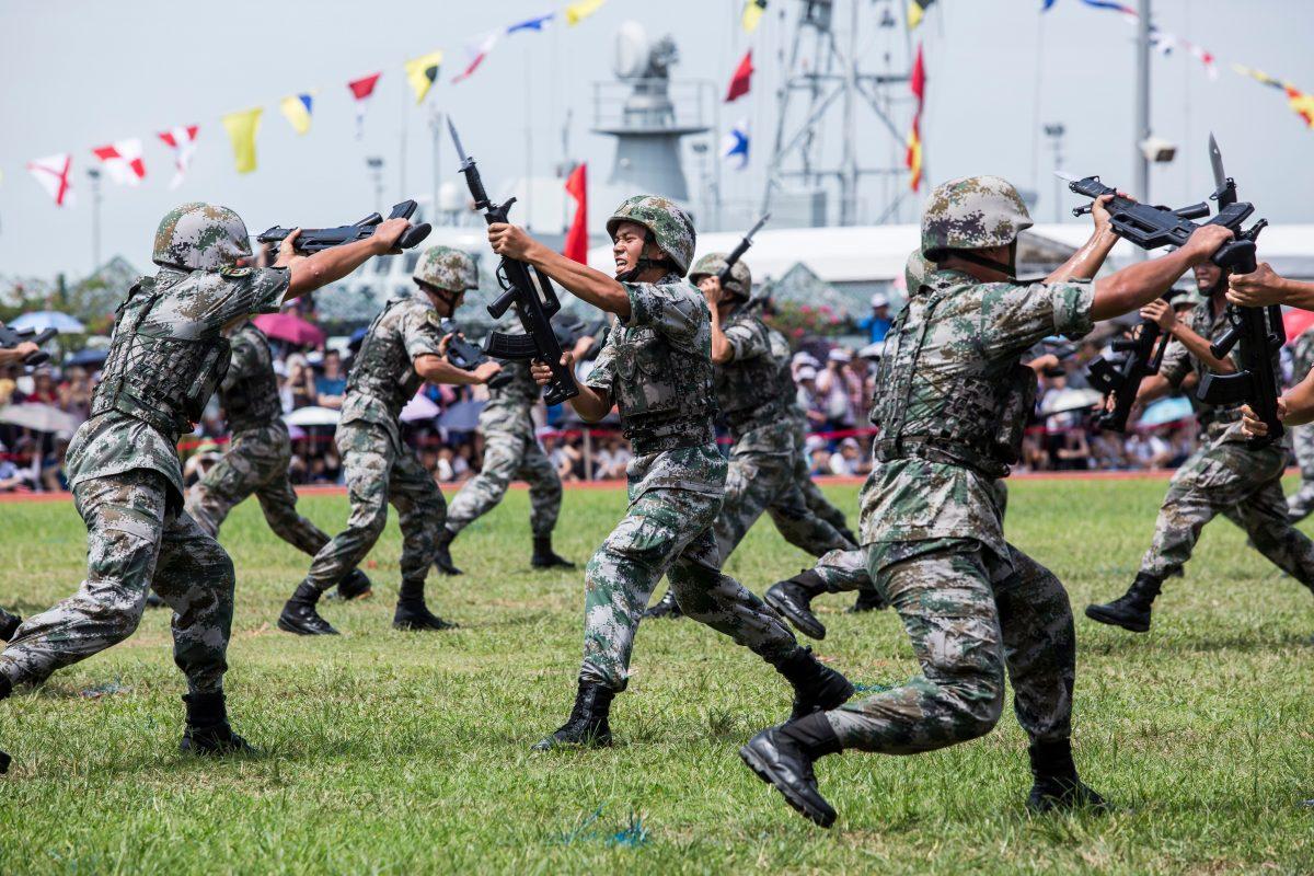 "Peking entwickelt ""Supersoldaten"" mit Gentechnik"