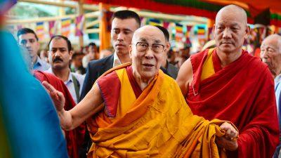 USA: Sanktion an Peking bei Einmischung in Ernennung von künftigem Dalai Lama