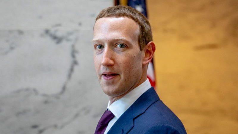 """""""Schattenregierung"""" Zuckerberg: Private Gelder zur Finanzierung der US-Wahl"""