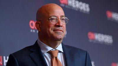 """Enthüllungsplattform """"Project Veritas"""" veröffentlicht geheime Aufnahmen mit CNN-Chef Zucker"""