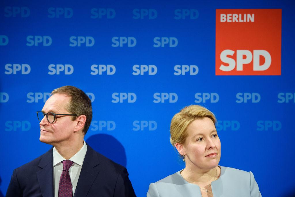 SPD Berlin will Clan-Kriminalität durch Begriffsverbot bekämpfen