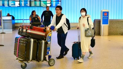 USA verschärfen Einreisebestimmungen für chinesische KP-Mitglieder