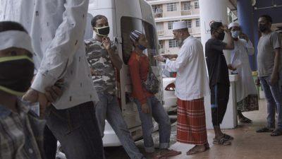 Bangladesch setzt Umsiedlung von Rohingya-Flüchtlingen auf Insel fort