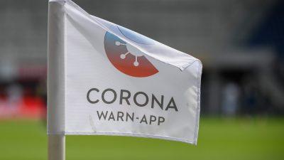 """Antifa gegen Corona-App: """"Fußfessel wie bei Freigänger*innen"""""""