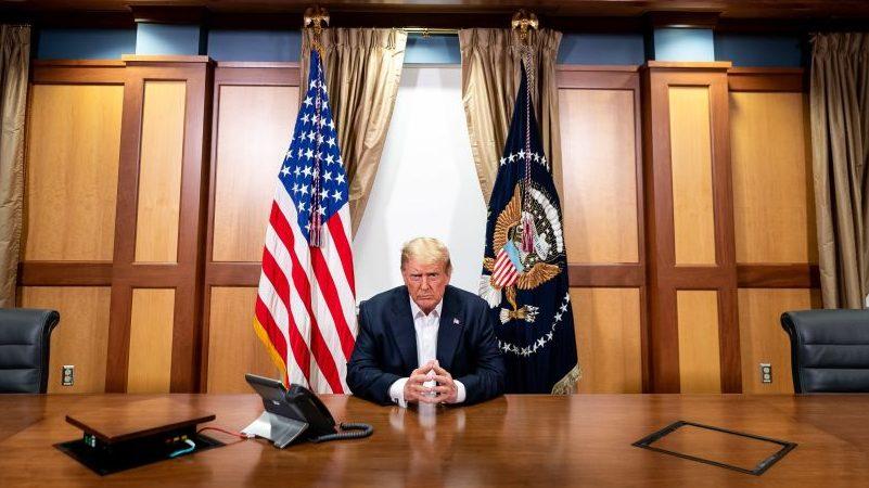 """Stabschef des Weißen Hauses: Trump und Abgeordnete werden mit Beweisen """"zurückschlagen"""""""