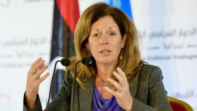UN-Gesandte: 20.000 ausländische Kämpfer in Libyen