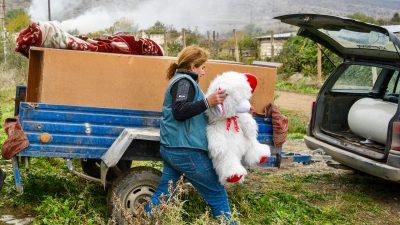 Russland und Türkei gründen Zentrum zur Friedenssicherung in Berg-Karabach