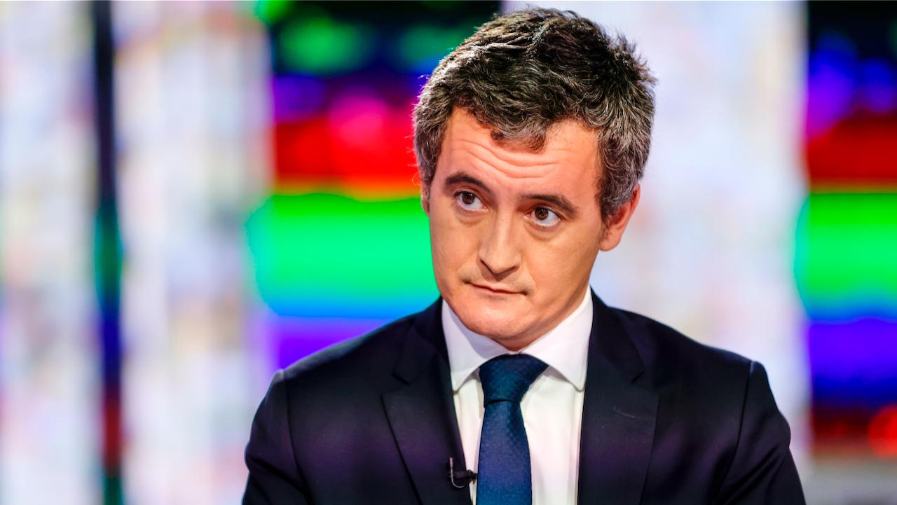 Frankreichs Innenminister wird zu Präsident Macrons großem Problem