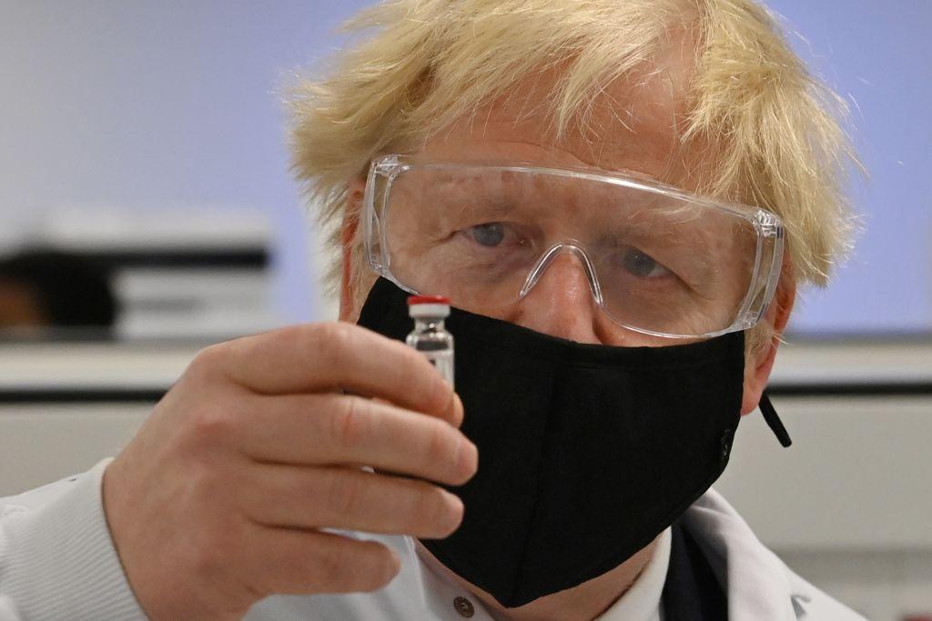 """Johnson: Ausbreitung der Delta-Variante in Großbritannien """"sehr besorgniserregend"""""""