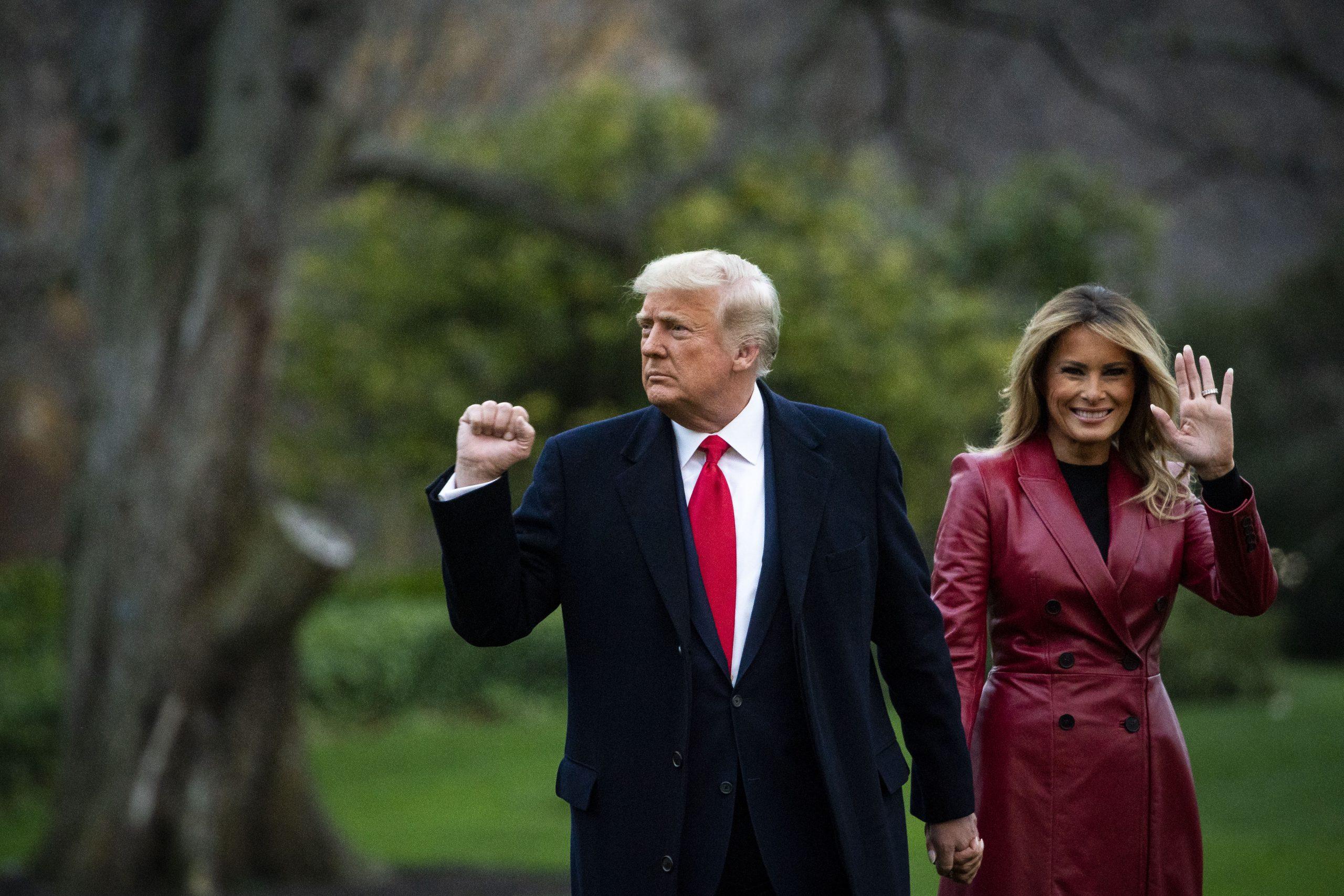 """Trump: """"In den nächsten Tagen werden viele große Dinge passieren"""""""