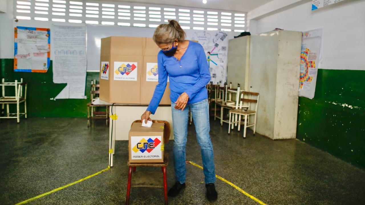 """Pompeo verurteilt Parlamentswahl in Venezuela als """"Augenwischerei"""""""