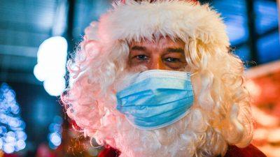 Großbritannien: NHS-Werbespot über Corona-kranken Weihnachtsmann erhitzt Gemüter