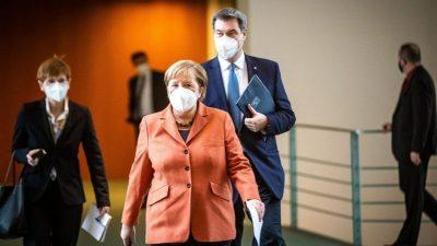 Impfstrategie und Fragestunde der Kanzlerin – Live aus dem Bundestag