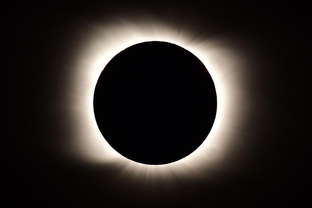 Totale Sonnenfinsternis verdunkelt Chile und Argentinien