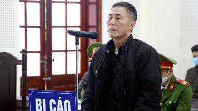 Vietnam verurteilt Regierungskritiker wegen Facebook-Posts zu zwölf Jahren Haft