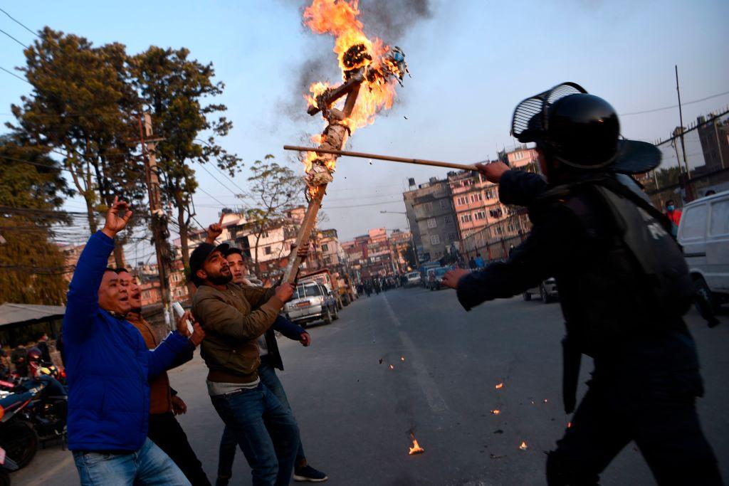 Parlament in Nepal nach Konflikten in der Regierung aufgelöst