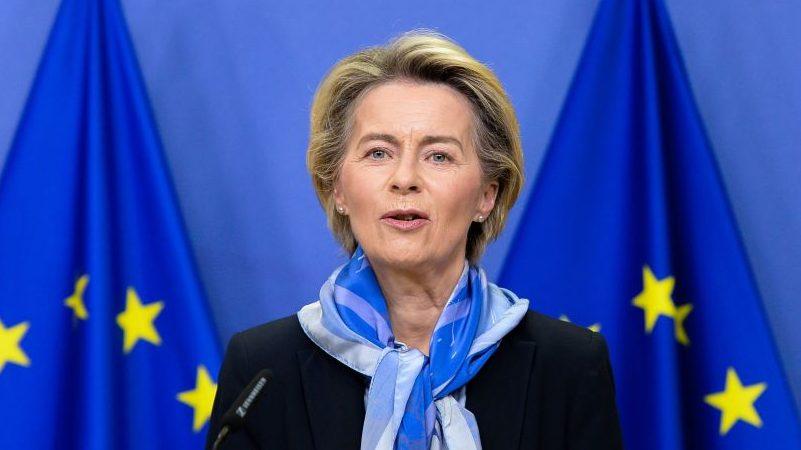 EU-Kommission bietet EU-Ländern Hilfe beim Bau von Impfstoff-Fabriken an