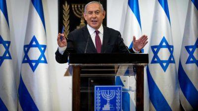 Israels Präsident beauftragt Netanjahu mit Regierungsbildung