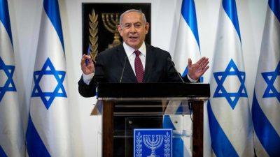Netanjahu drohen bis zu zehn Jahre Haft wegen Korruption