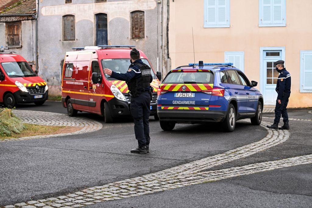 Drei erschossene Polizisten in Frankreich nach gewaltsamer Auseinandersetzung wegen häuslicher Gewalt
