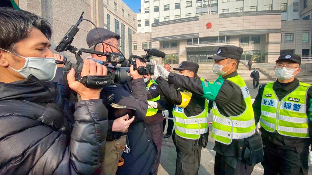 China: EU fordert sofortige Freilassung von inhaftierter Bloggerin