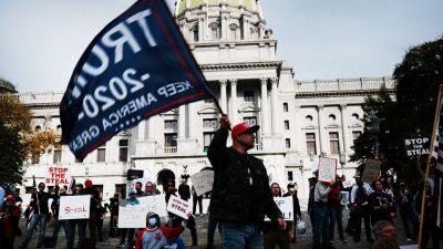 Pennsylvania macht es vor: Parlament soll Wahlmänner bestimmen – Arizona will folgen