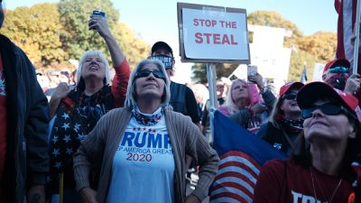 Wissenschaftliche Analyse: Über 430.000 Stimmen von Trump in Pennsylvania entfernt