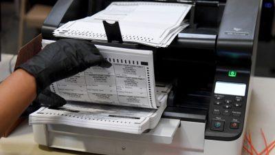 Wahlbetrug in Nevada: 40.000 Bürger haben bei US-Wahl mehr als einmal abgestimmt