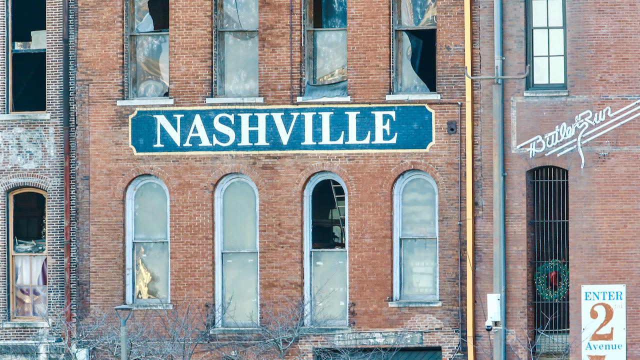 Bombenleger von Nashville bei Explosion ums Leben gekommen
