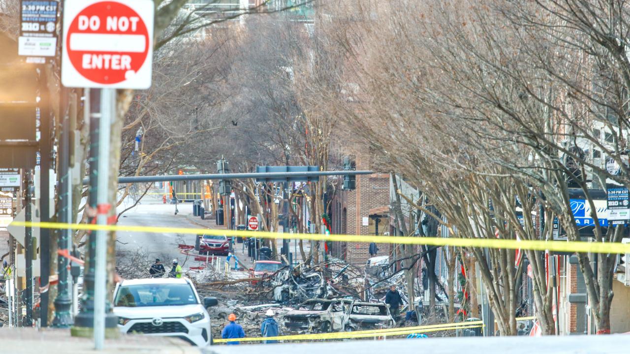 Nashville-Explosion: Mögliche menschliche Überreste gefunden – Motiv weiterhin unbekannt