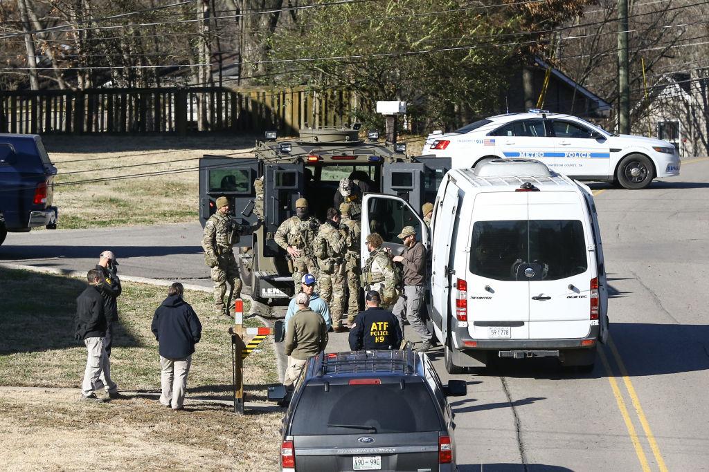Explosion: Ausfälle im Kommunikationssystem von Nashville – Razzia in Vorort
