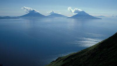 """Alaska: Forscher entdecken möglichen Supervulkan vergleichbar mit """"Yellowstone"""""""