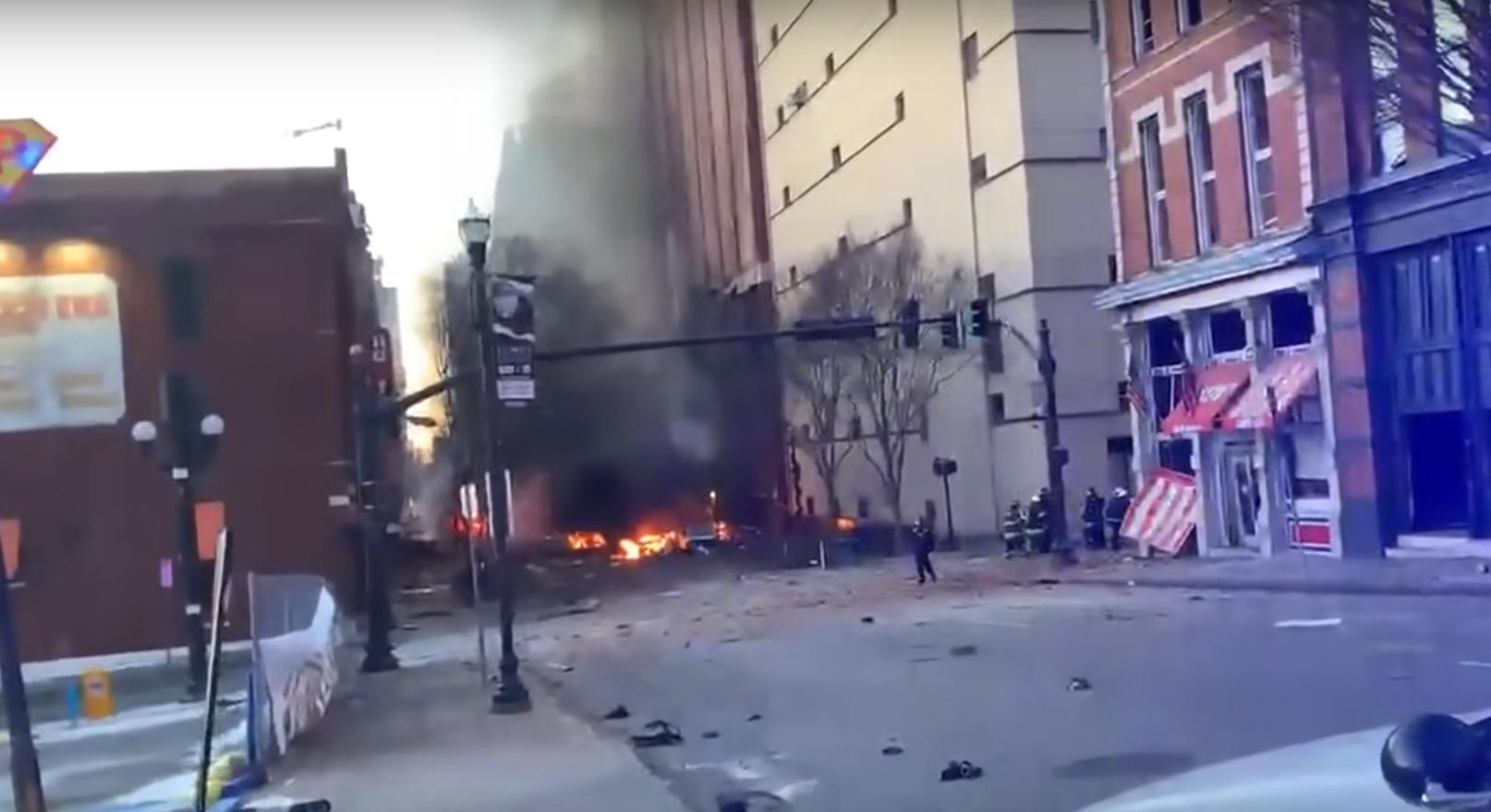 USA: Explosion in Nashville erschüttert Innenstadt – Drei Menschen verletzt