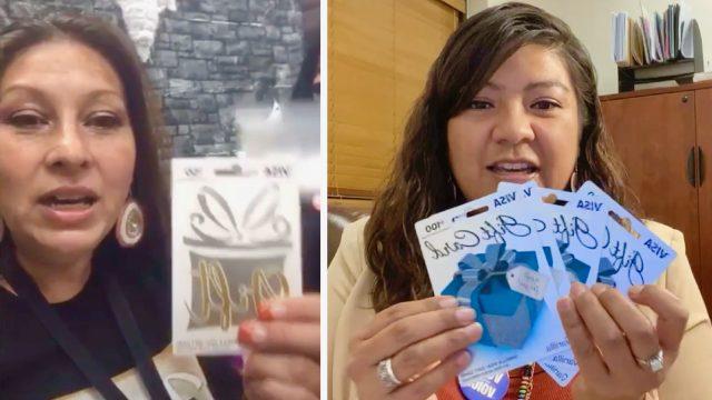 Illegale Verlosungen: NGOs lockten Ureinwohner mit Geld für Biden-Stimme