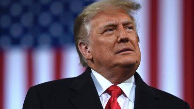 """Trump kündigt """"bahnbrechende Wahlreform"""" und Überholung der Wahlsicherheitssysteme an"""
