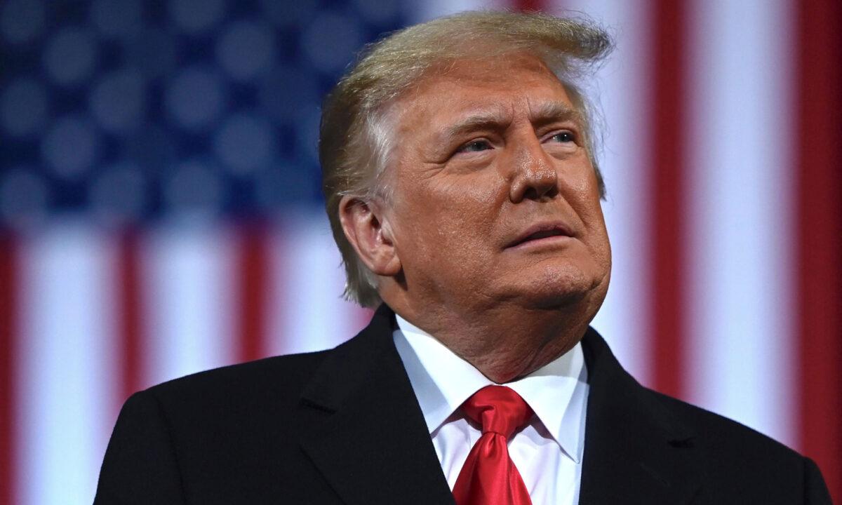 """Trump zum Wahlkampf: Abgeordnete und Richter brauchen """"Mut"""", um """"das Richtige"""" zu tun"""