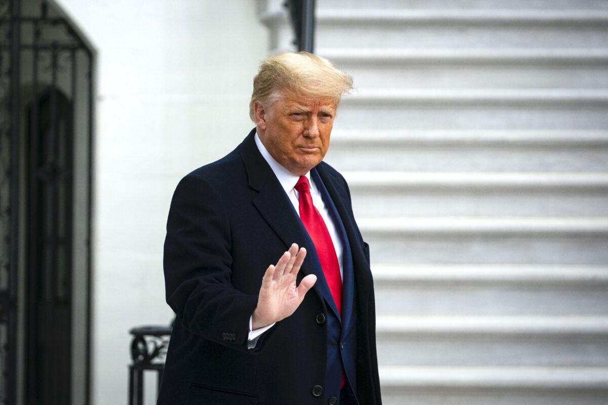 Corona-Hilfen: Trump besteht auf Erhöhung der Schecks