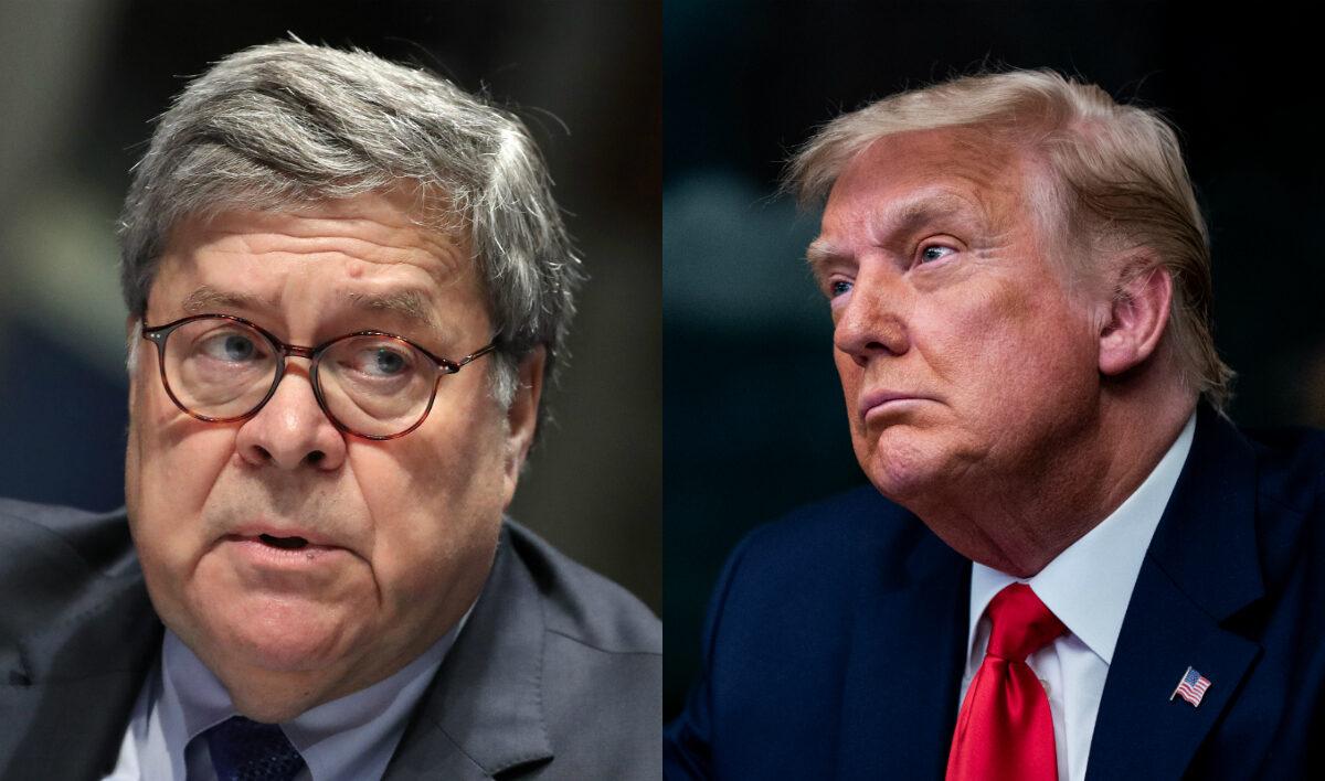 Trump kündigt an: US-Justizminister Bill Barr tritt zurück