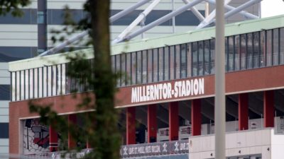 2. Bundesliga: Düsseldorf gewinnt gegen St. Pauli