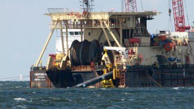 Union kritisiert Schweriner Nord-Stream-2-Stiftung