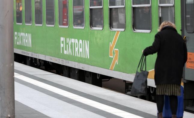 Flixtrain klagt gegen Milliardenhilfe für die Deutsche Bahn