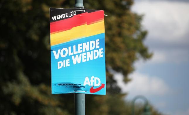 AfD fordert Kurswechsel in der Corona-Politik und sofortiges Ende des Lockdown