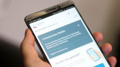 """Palmer verlangt Ende des """"Datenschutz-Kults"""" bei Warn-App: Kontaktverfolgung mit modernen Daten"""